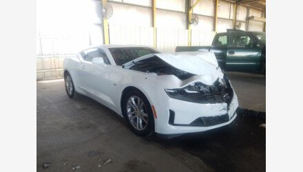 2020 Chevrolet Camaro Coupe for sale 101383717