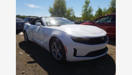2020 Chevrolet Camaro LT Convertible w/ 1LT for sale 101384165