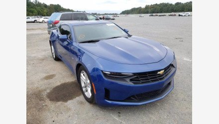 2020 Chevrolet Camaro Coupe for sale 101385825