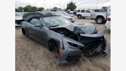 2020 Chevrolet Camaro SS Convertible w/ 2SS for sale 101389381