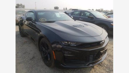 2020 Chevrolet Camaro SS Coupe w/ 2SS for sale 101390399