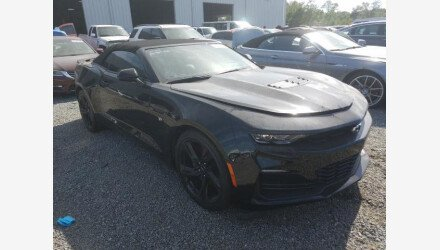 2020 Chevrolet Camaro SS Convertible w/ 2SS for sale 101397686