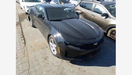 2020 Chevrolet Camaro Coupe for sale 101402553