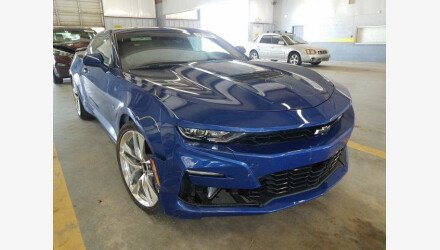 2020 Chevrolet Camaro SS Coupe w/ 2SS for sale 101407789