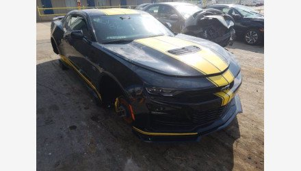 2020 Chevrolet Camaro SS Coupe w/ 2SS for sale 101408218