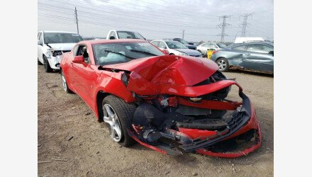 2020 Chevrolet Camaro Coupe for sale 101411252