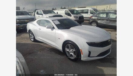 2020 Chevrolet Camaro Coupe for sale 101412540