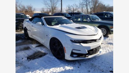 2020 Chevrolet Camaro SS Convertible w/ 2SS for sale 101427866