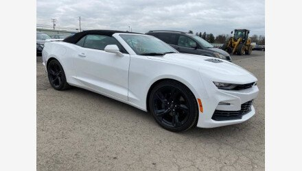 2020 Chevrolet Camaro SS Convertible w/ 2SS for sale 101436037
