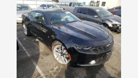 2020 Chevrolet Camaro Coupe for sale 101436119