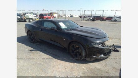 2020 Chevrolet Camaro Coupe for sale 101436247