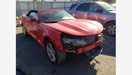 2020 Chevrolet Camaro Convertible for sale 101438595