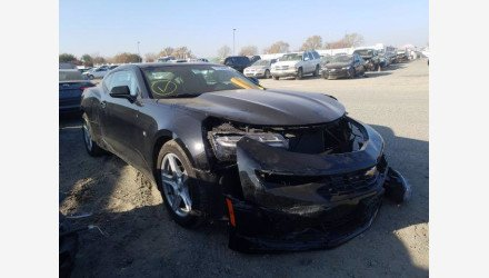 2020 Chevrolet Camaro Coupe for sale 101442003