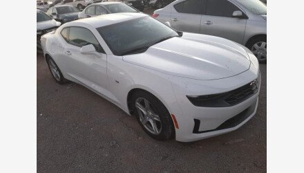 2020 Chevrolet Camaro Coupe for sale 101443320