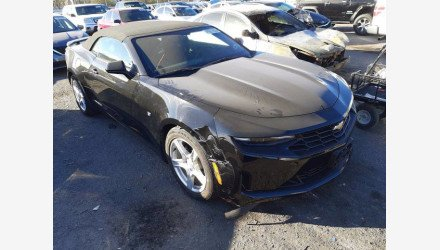 2020 Chevrolet Camaro LT Convertible w/ 1LT for sale 101443398
