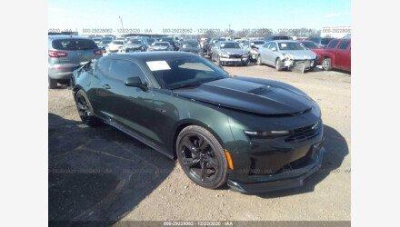 2020 Chevrolet Camaro for sale 101457145