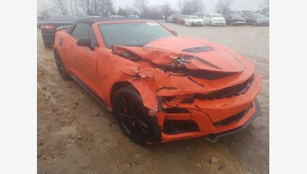 2020 Chevrolet Camaro SS Convertible w/ 2SS for sale 101460010