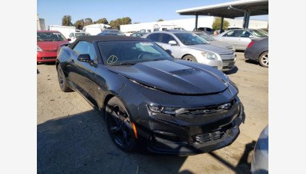 2020 Chevrolet Camaro SS Convertible w/ 2SS for sale 101462581