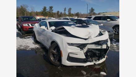 2020 Chevrolet Camaro SS Coupe w/ 2SS for sale 101462612