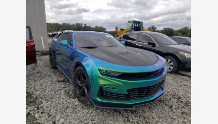 2020 Chevrolet Camaro SS Coupe w/ 2SS for sale 101463367