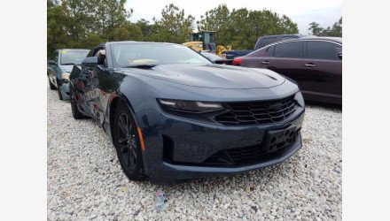 2020 Chevrolet Camaro Coupe for sale 101468624