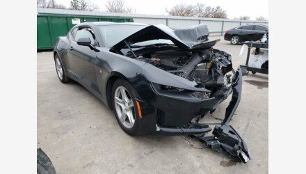 2020 Chevrolet Camaro Coupe for sale 101468625