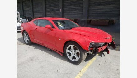 2020 Chevrolet Camaro Coupe for sale 101489863