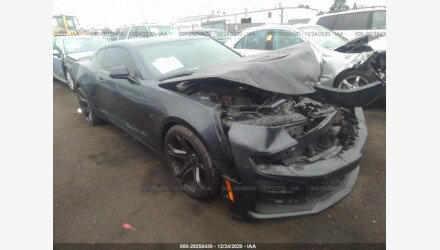 2020 Chevrolet Camaro for sale 101490017