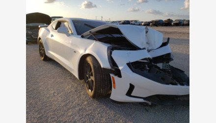 2020 Chevrolet Camaro Coupe for sale 101490492