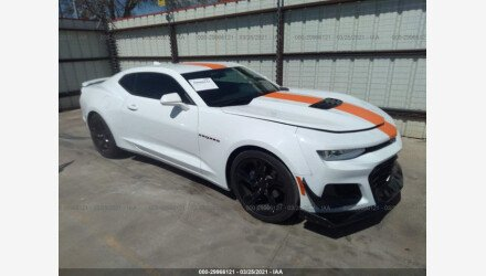 2020 Chevrolet Camaro for sale 101493354