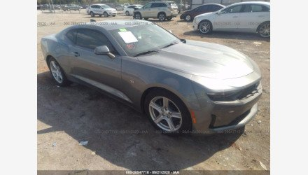 2020 Chevrolet Camaro Coupe for sale 101494388