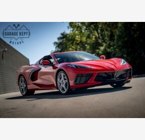 2020 Chevrolet Corvette for sale 101390025