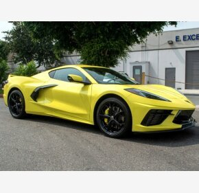 2020 Chevrolet Corvette for sale 101417305