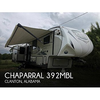 2020 Coachmen Chaparral for sale 300305285