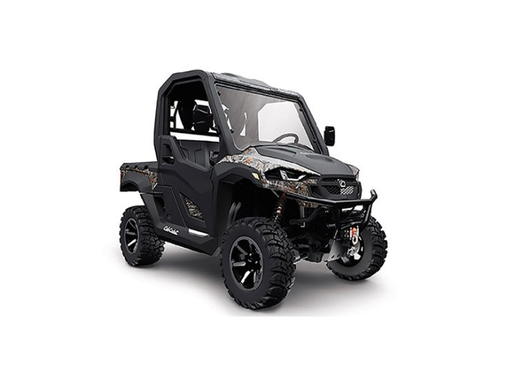2020 Cub Cadet Challenger EPS Camo specifications