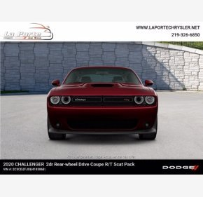 2020 Dodge Challenger R/T Scat Pack for sale 101353671