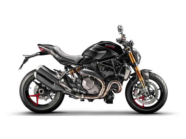 2020 Ducati Monster 600 1200 S specifications
