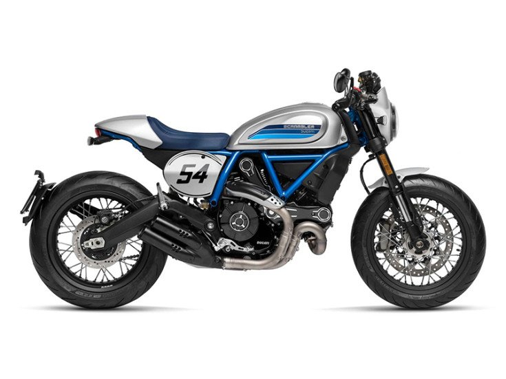 2020 Ducati Scrambler Cafe Racer specifications