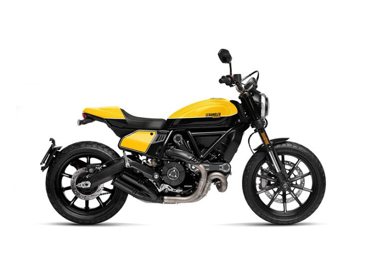 2020 Ducati Scrambler Full Throttle specifications