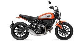 2020 Ducati Scrambler Icon specifications
