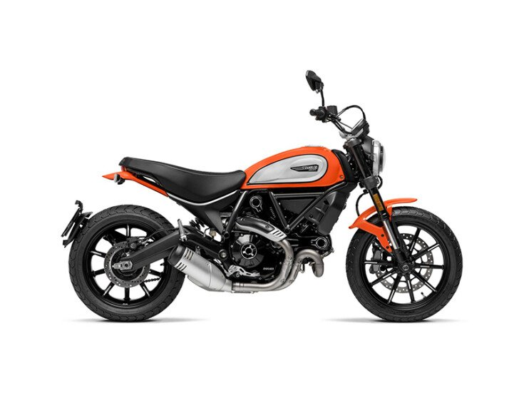 2020 Ducati Scrambler Icon specifications