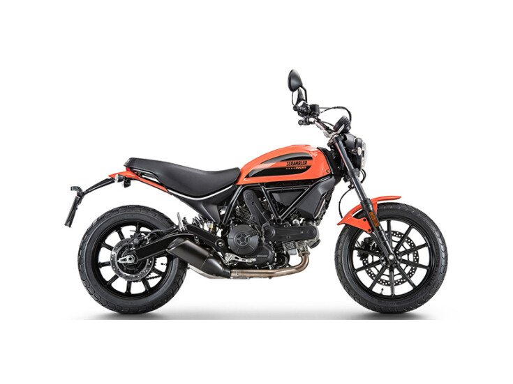2020 Ducati Scrambler Sixty2 specifications
