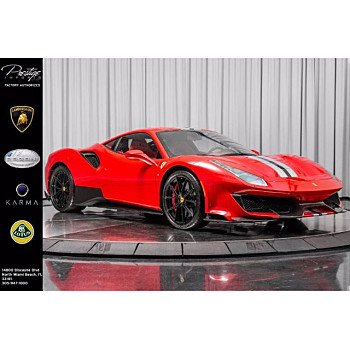2020 Ferrari 488 Pista Coupe for sale 101368740