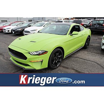 2020 Ford Mustang Coupe for sale 101269005