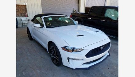 2020 Ford Mustang for sale 101273146