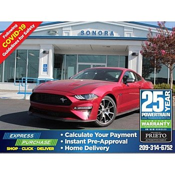2020 Ford Mustang for sale 101325937