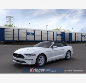 2020 Ford Mustang for sale 101344367
