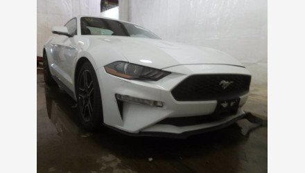 2020 Ford Mustang Coupe for sale 101358489