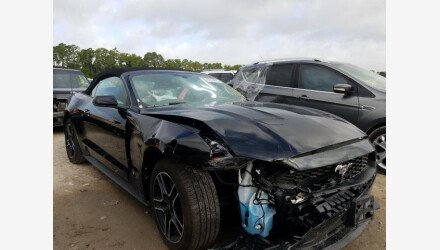 2020 Ford Mustang for sale 101358550