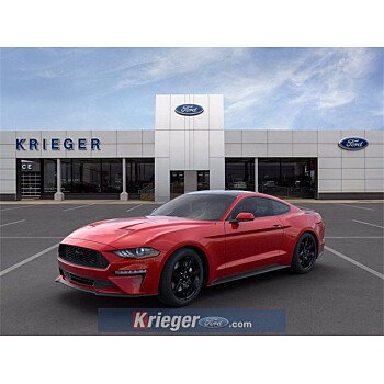 2020 Ford Mustang for sale 101380205